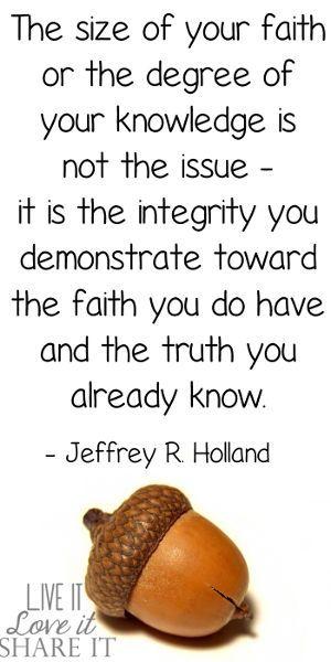 Elder Holland | LDS | Pinterest | Espiritual y Frases