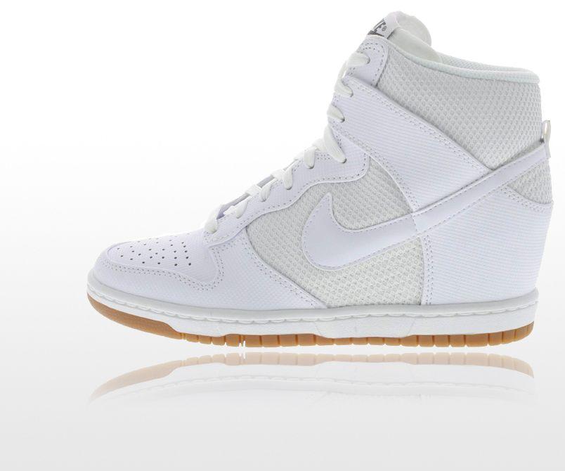Nike Dunk Sky High Mesh Bayan Spor Ayakkabı Barcin.comda