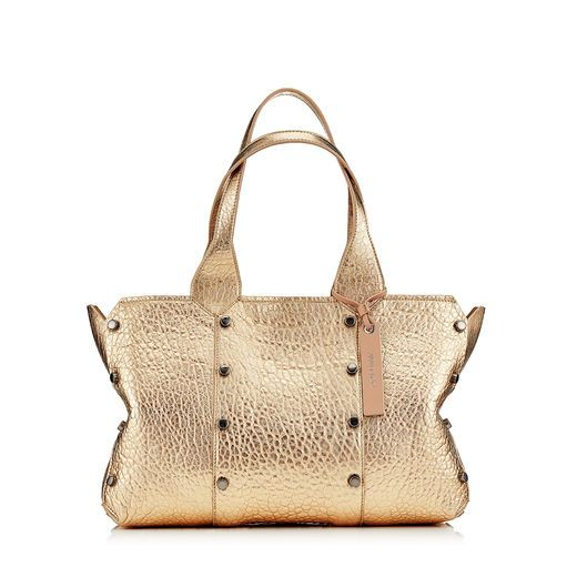 07fd3d4a35d LOCKETT SHOPPER S. Lockett Shopper S Tote Bag in Dore Metallic Grainy  Leather. Discover our AW17 Collection and shop the latest trends today.