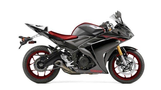 Modifikasi Yamaha R25 Dengan Body Yamaha R6 Dan Tangki R125