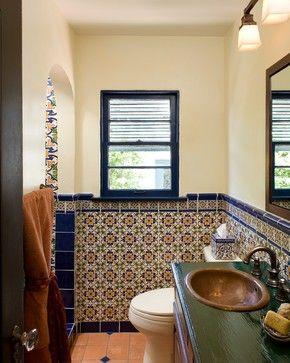 Tupper Kitchen and Bathroom Remodel - mediterranean - bathroom - san ...