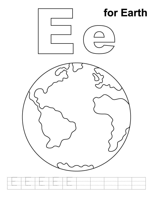 Earth Day Worksheets With Images Earth Coloring Pages Earth