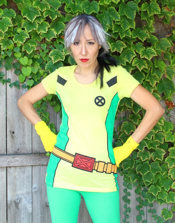 Transform yourself into the coolest of all the x men rogue with transform yourself into the coolest of all the x men rogue with this solutioingenieria Gallery