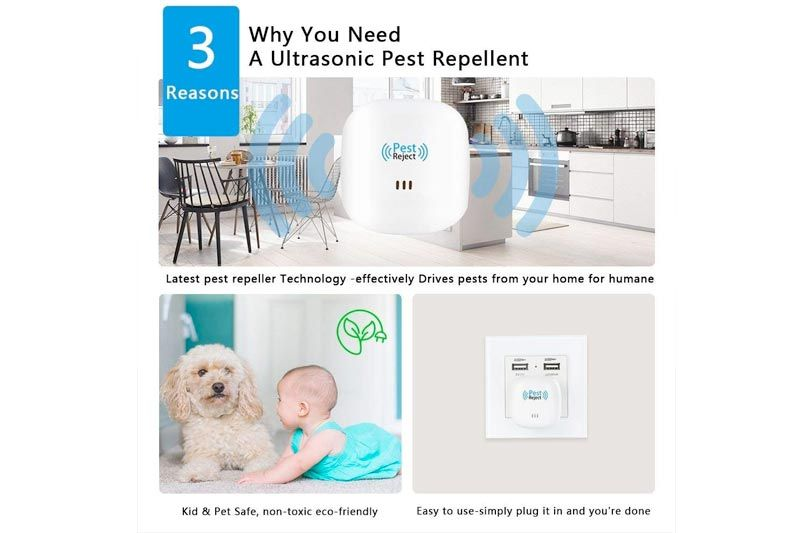 BEST ULTRASONIC PEST REPELLER REVIEWS : 10 DEVICES, MOUS