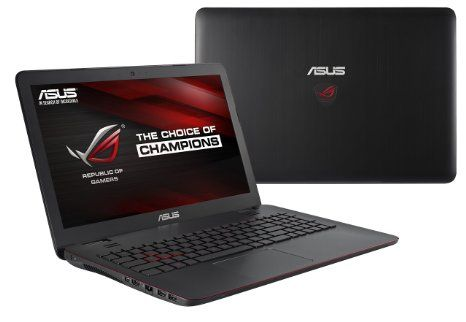 Amazon com: ASUS GL551 15-inch Gaming Laptiop [2014 Model