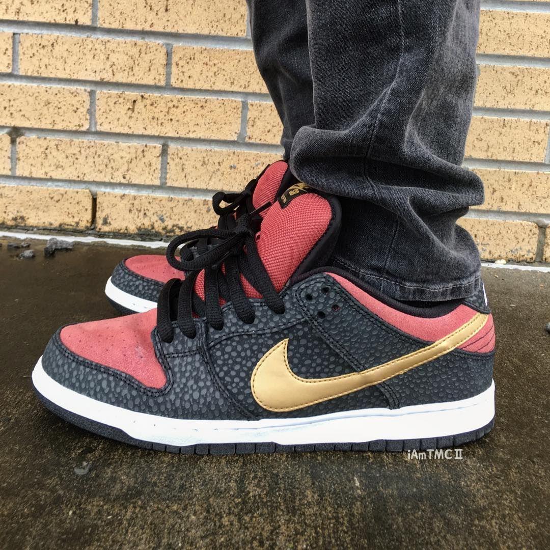 newest 49762 8c2d4 Brooklyn Projects x Nike Dunk Low Pro SB