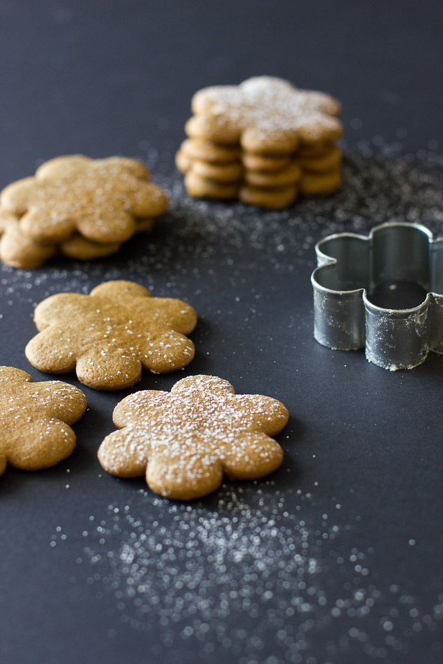 Piparkakut Traditional Finnish Gingerbread Biscuits