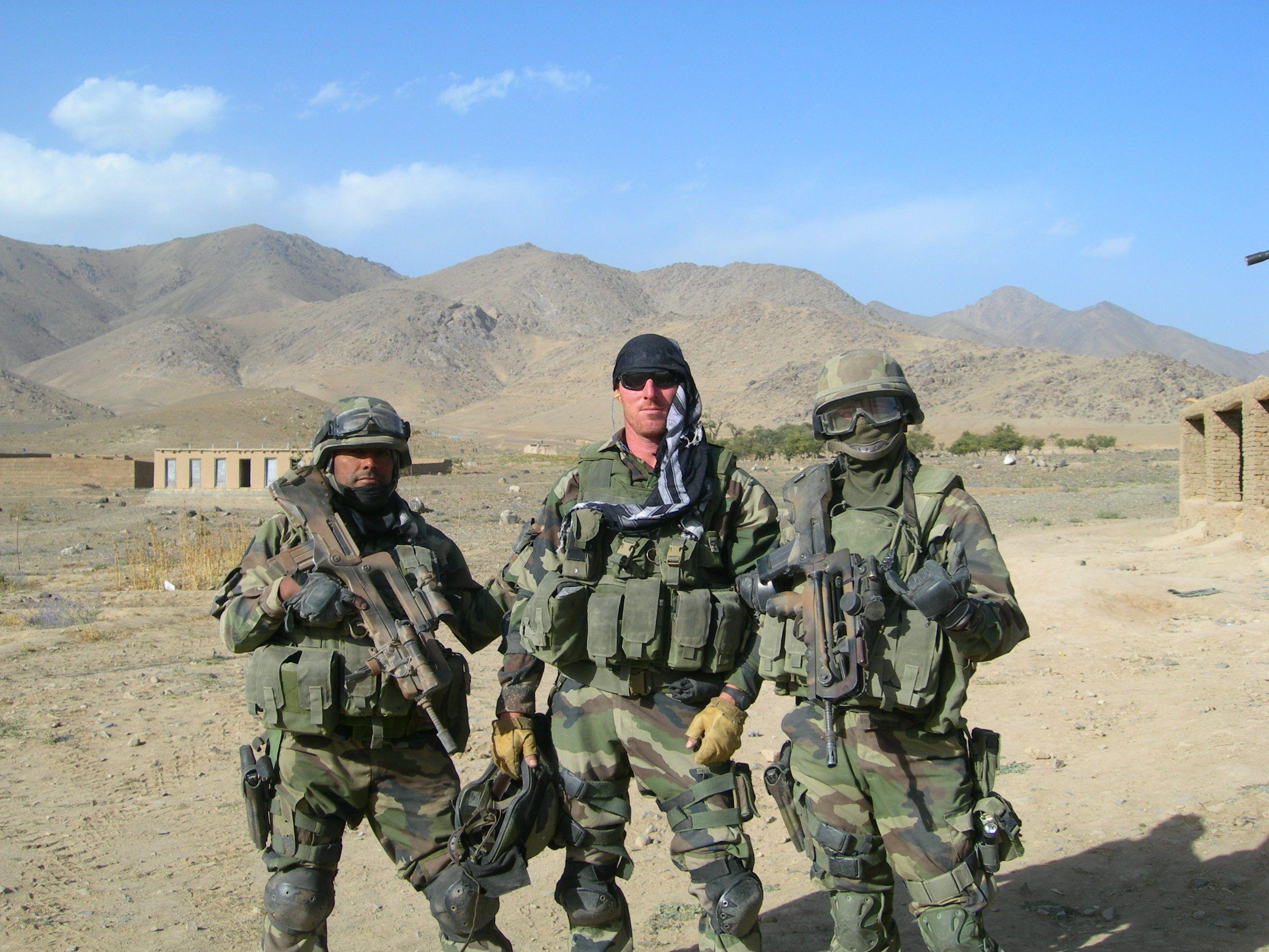 Foreign legion ii