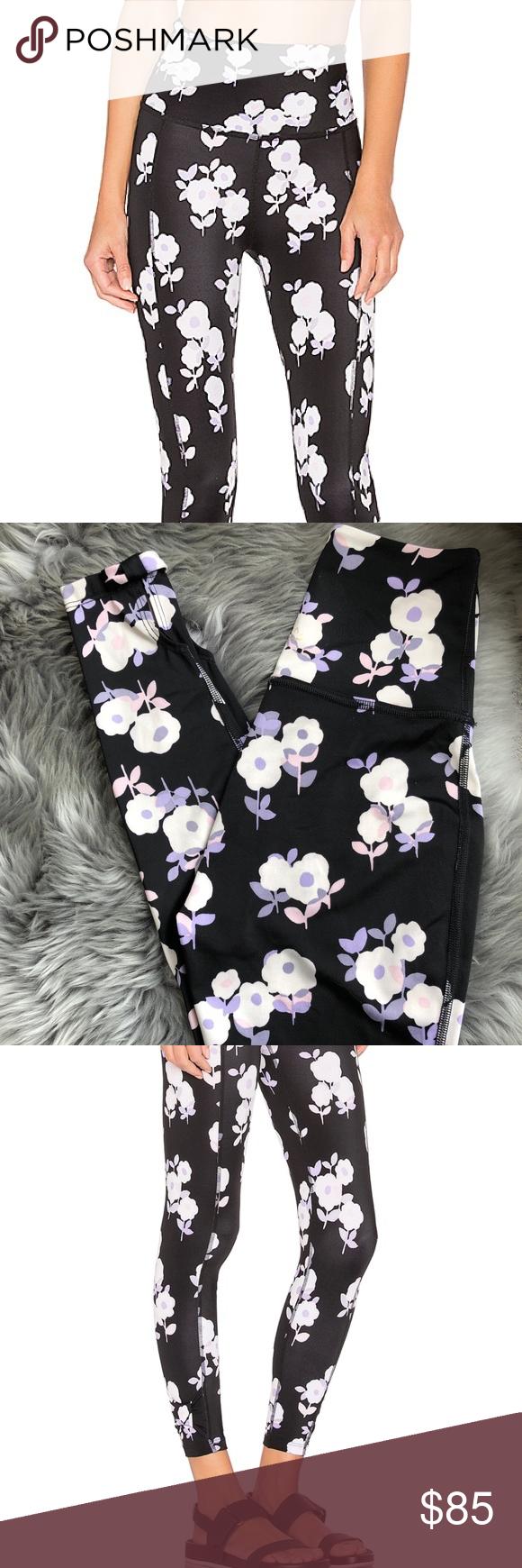 38af515b83d86 x Kate Spade Bow Legging Floral Garden * x kate spade Cinched Side Bow  Legging in