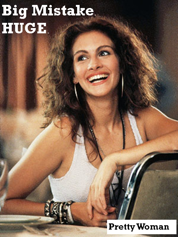 Pretty Woman is as timeless as Julia Roberts's grin.
