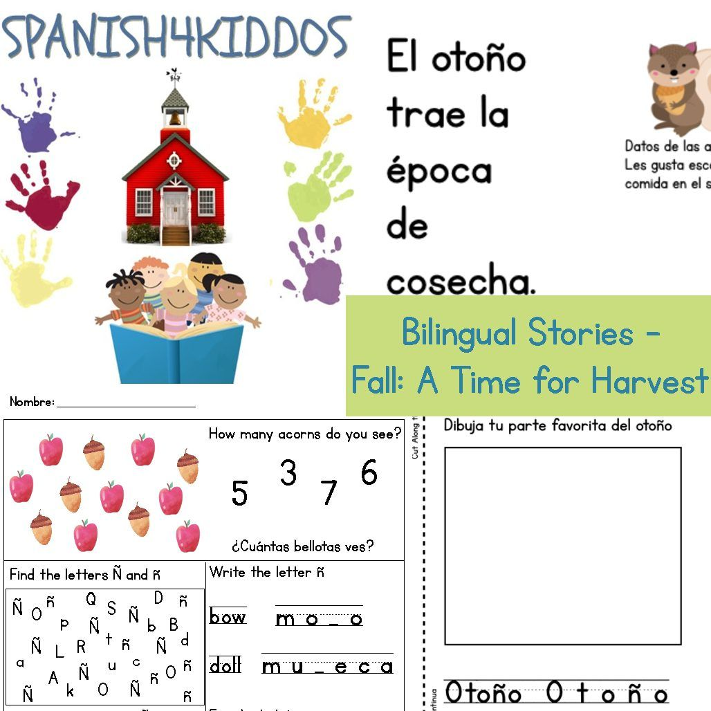 Bilingual Stories