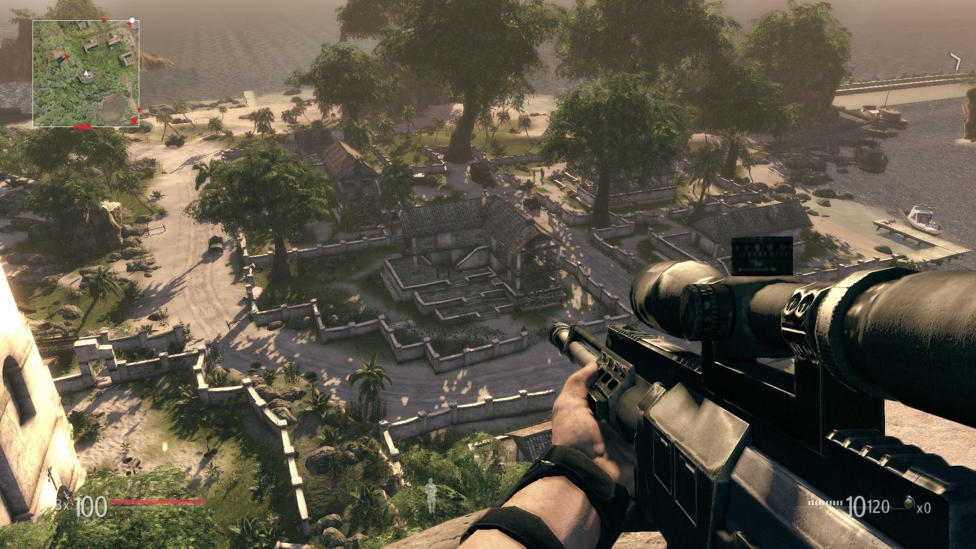 Снайпер игра скачать торрент 2018 Sniper, Warriors game