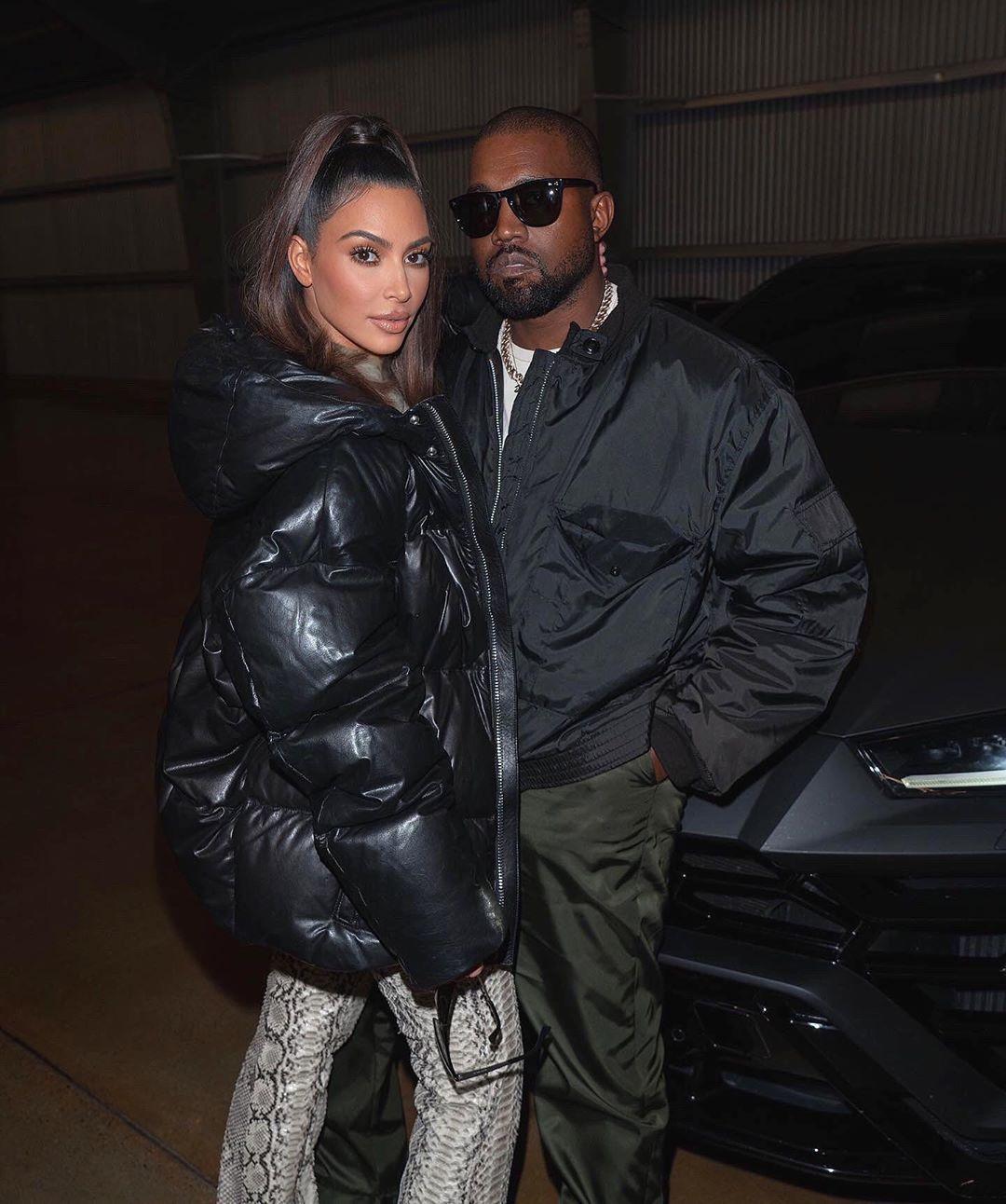 Kim Kardashian West On Instagram Kimye In 2020 Kim Kardashian And Kanye Kim Kardashian Kanye West Kim Kardashian