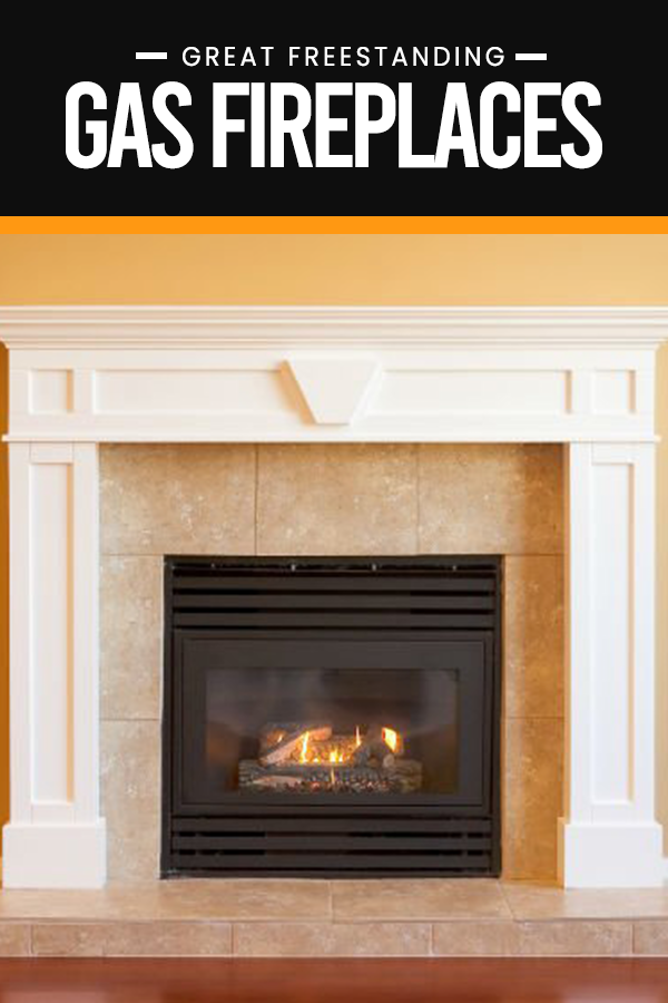 Great Freestanding Gas Fireplace Gas Fireplace Freestanding Fireplace Cool Fire Pits