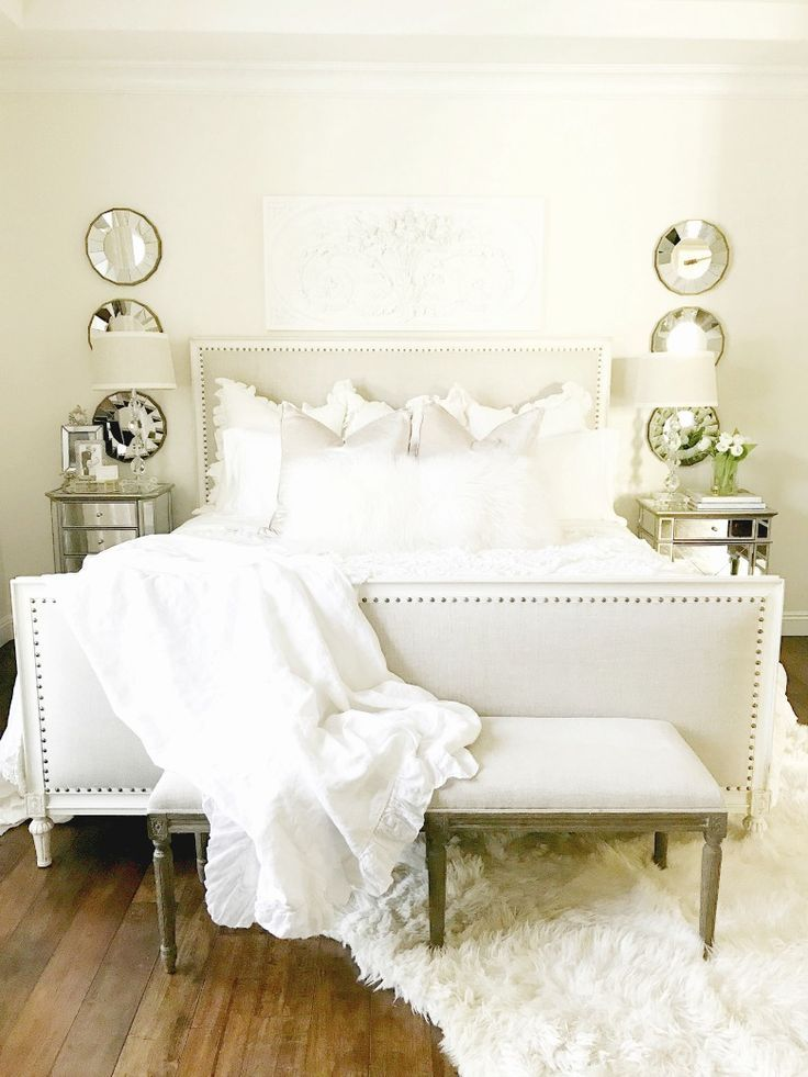 Master Bedroom Styled 3 Ways for Summer - Tips for Decorating