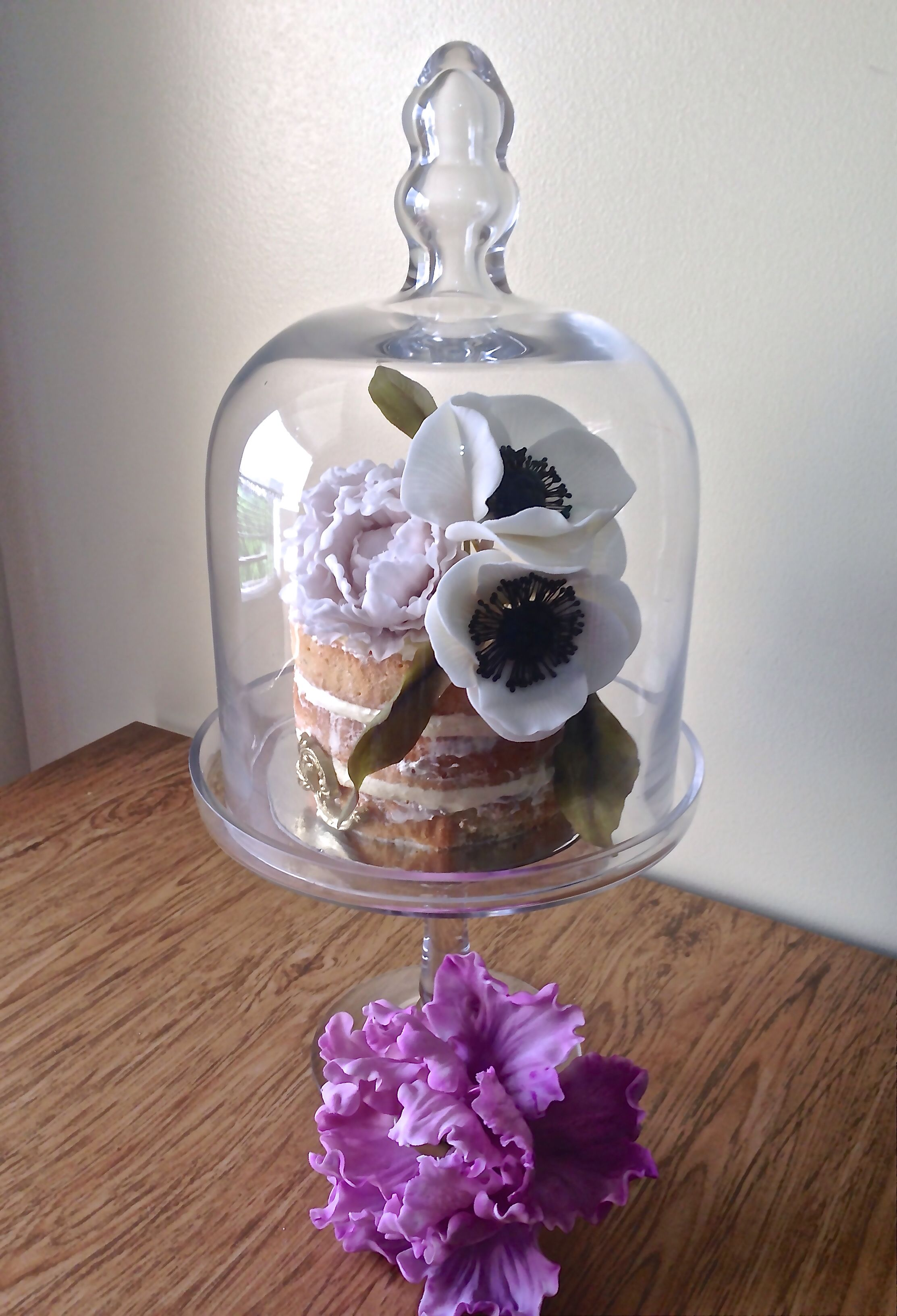 Cake dome cake stand with dome cake dome pretty cakes