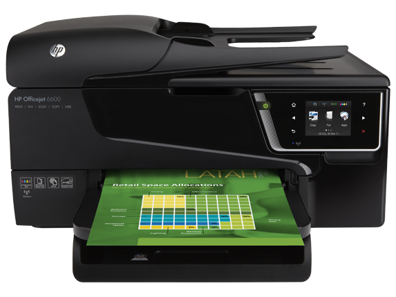 Deal from HPcom Hp Officejet 6600 Wireless E All In One Printer