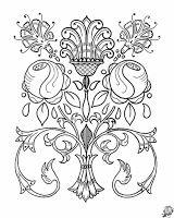 Bauernmalerei Crewel Embroidery Patterns Pattern Art Painting Patterns