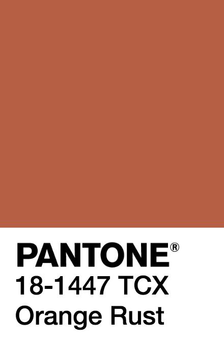 Pantone Orange Rust Pantone Orange Pantone Pantone Color