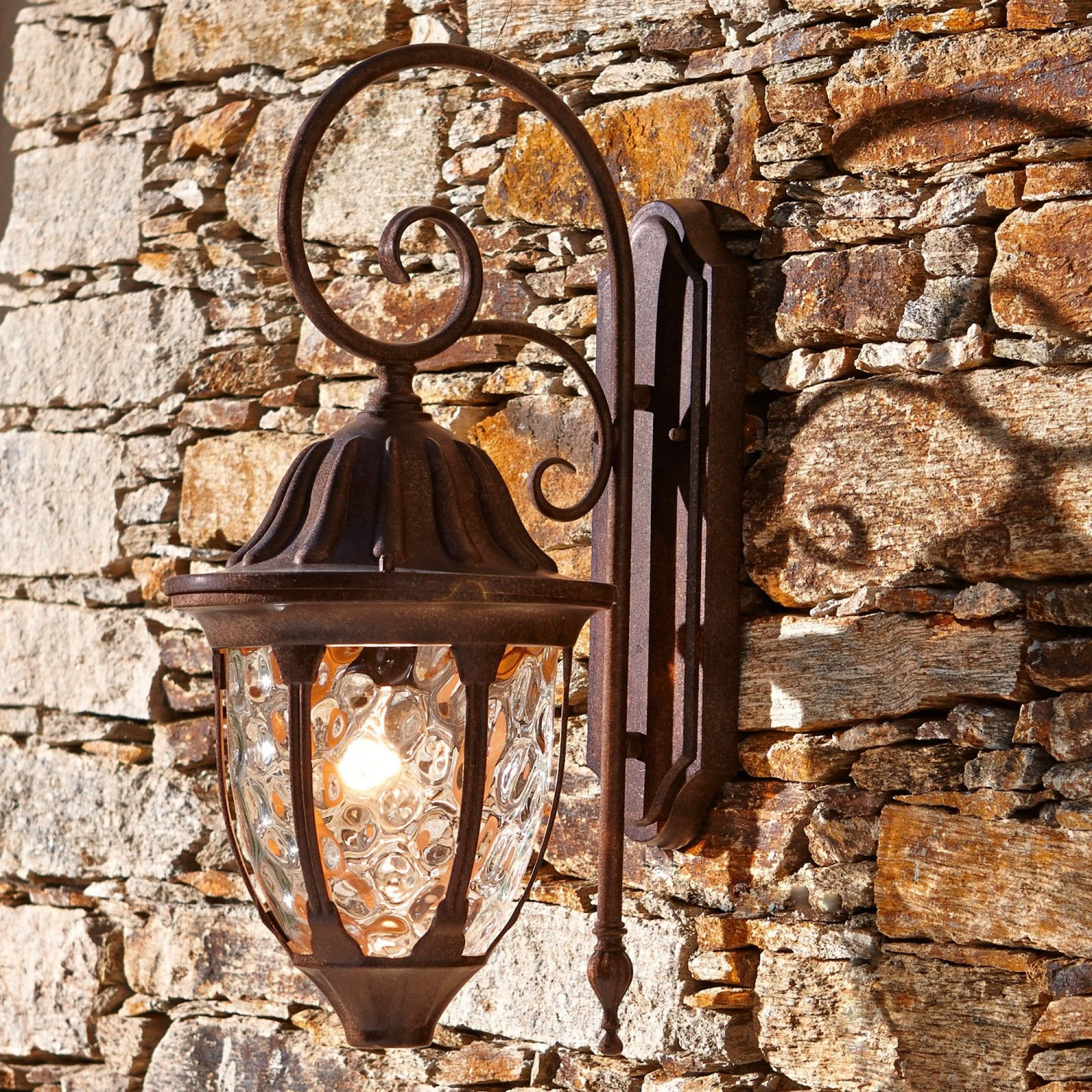 Außenwandlampe Herrère   LOBERON   Außenwandlampen ...