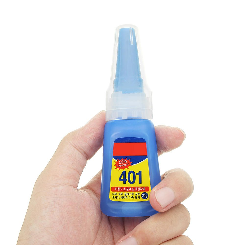 Abs Glue Instant Adhesive Rapid Stronger Super Glue For Diy Crafts Jewelry