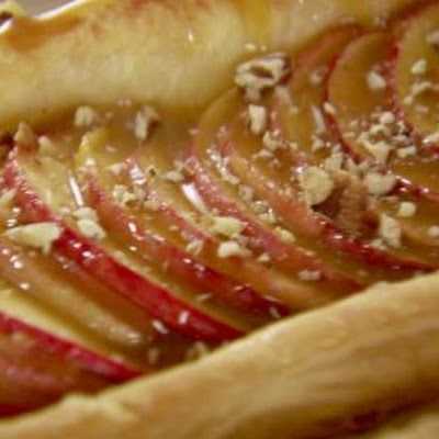 Quick and Easy Apple Tart (Pioneer Woman) Recipe
