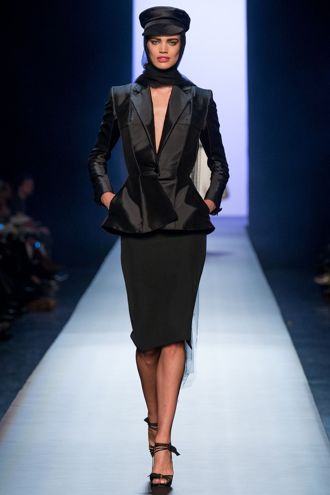 Jean Paul Gaultier Spring 2015 Couture Collection Photos - Vogue