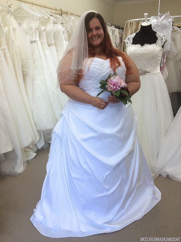 Plus Size Wedding Dresses With Sleeves And Other Bridal