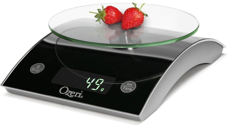 Ozeri epicurean digital kitchen scale celebrated design