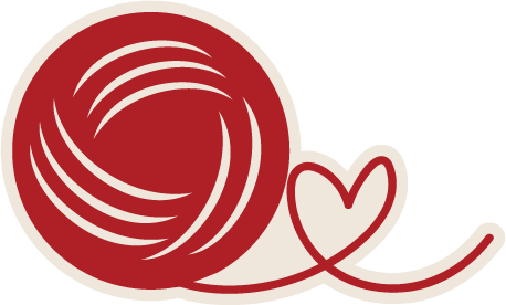 ball of yarn svg file from misskatecuttables com silhouette rh pinterest com