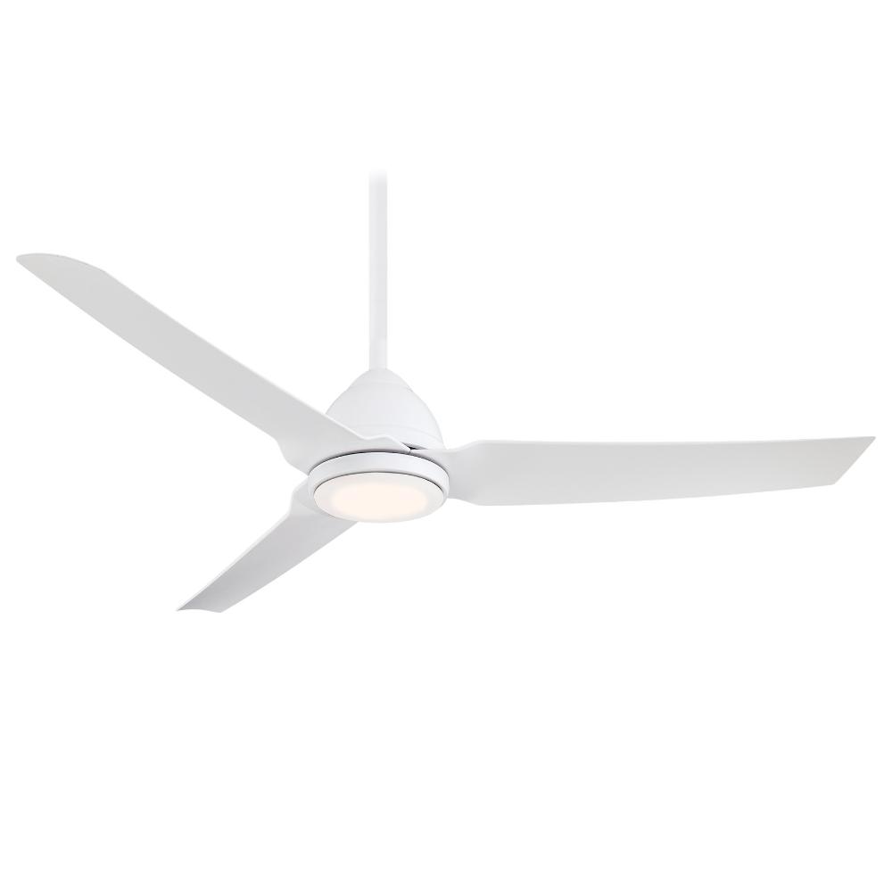 Java Indoor Outdoor Ceiling Fan With Light By Minka Aire F753l Whf In 2021 Ceiling Fan With Light Outdoor Ceiling Fans Ceiling Fan Minka aire simple ceiling fan