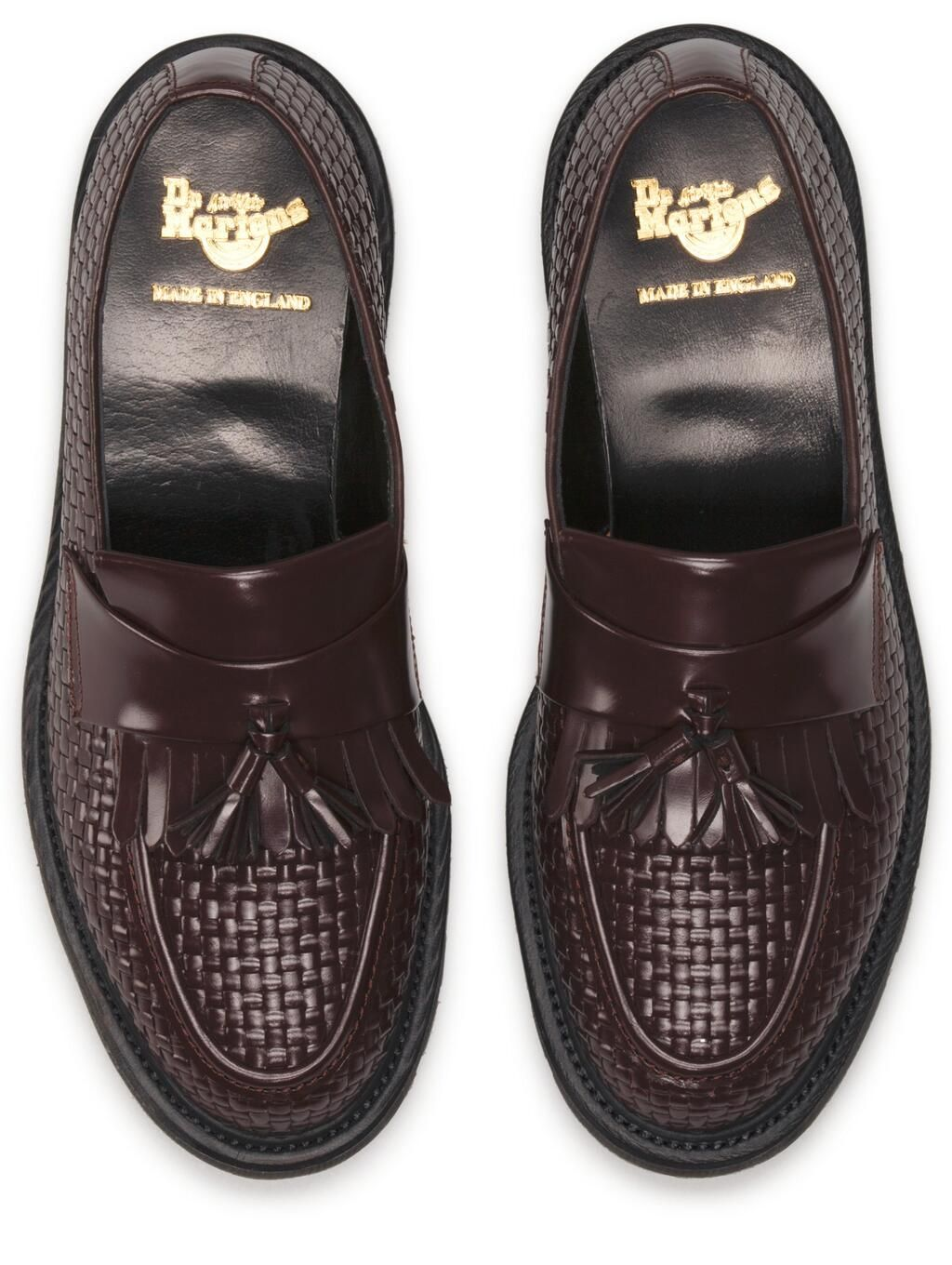 Dr. Martens Godfrey Shoe - Made in England