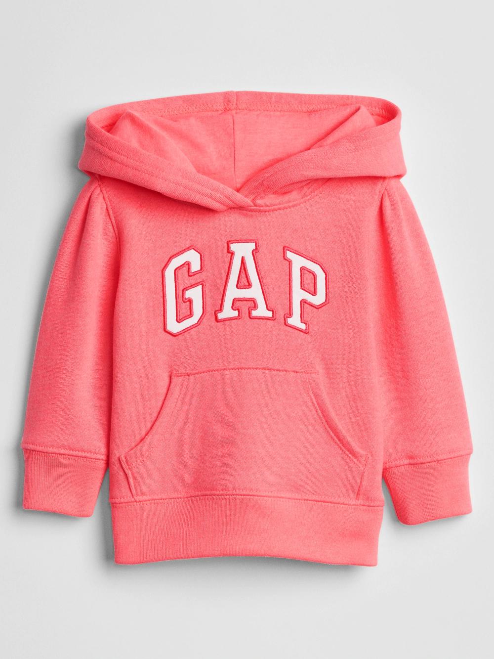 Babygap Gap Logo Hoodie In 2020 Newborn Girl Outfits Hoodie Gap Gap Logo