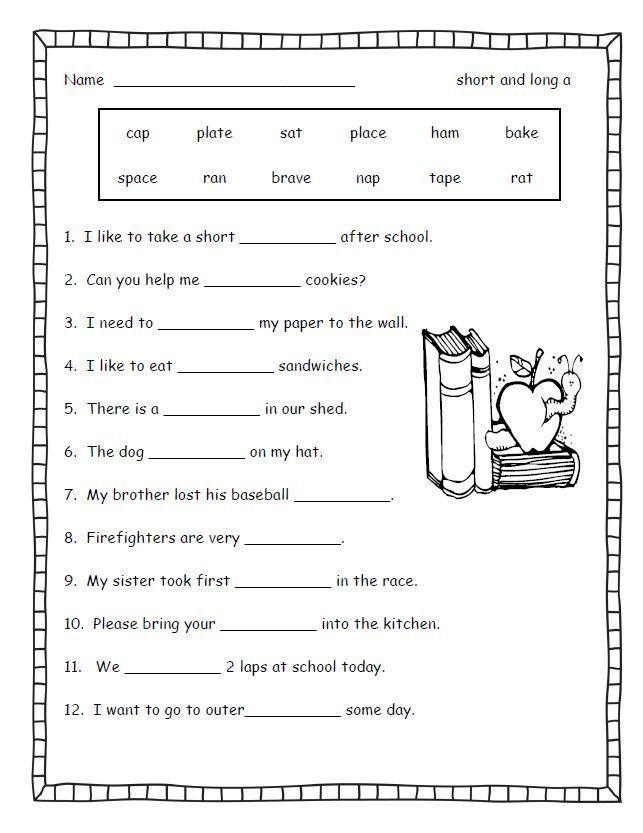 Pin on Grade Worksheets