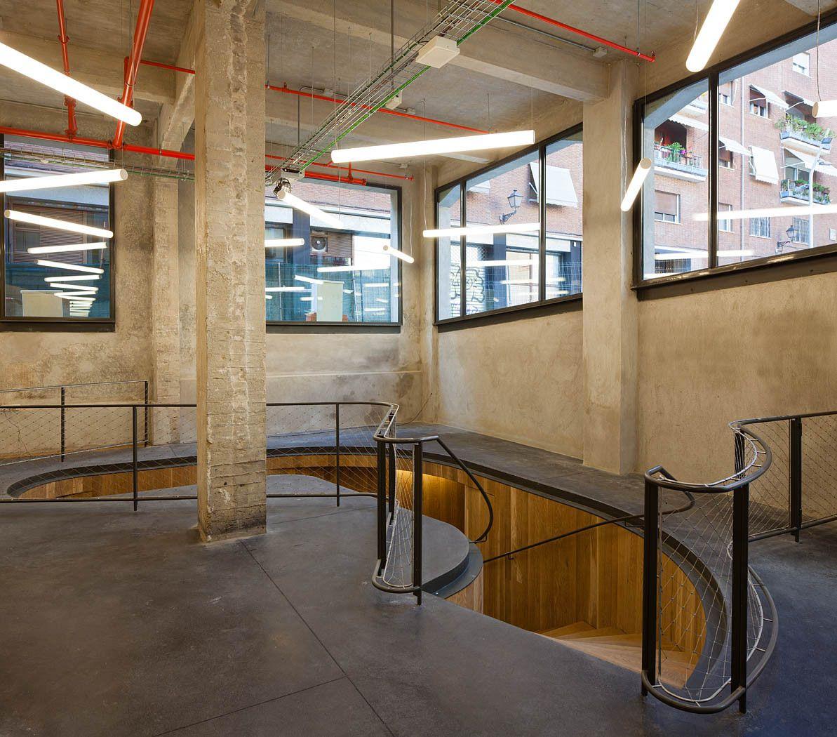 Gallery of Medialab-Prado / Langarita Navarro Arquitectos - 8 ...