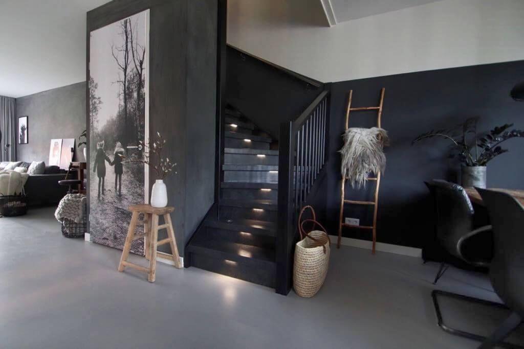een upstairs traprenovatie in | home ideas & deco | home, house