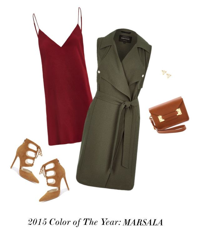 """""""Untitled #36"""" by crimsonlipsandshades ❤ liked on Polyvore featuring River Island, Shoe Republic LA, Sophie Hulme, women's clothing, women's fashion, women, female, woman, misses and juniors"""