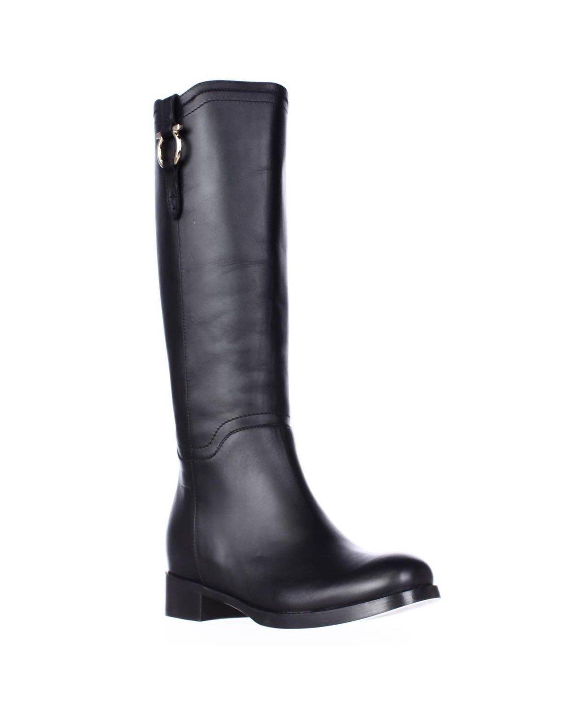 SALVATORE FERRAGAMO Fersea Riding Boots'. #salvatoreferragamo #shoes #boots & booties