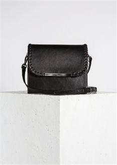 Show details for Avalon Shoulder Bag  - Black