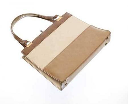 Joan's Beige Handbag - Current price: $275
