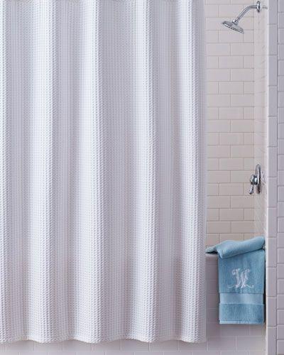 Honeycomb Shower Curtain Neiman Marcus Curtains Honeycomb