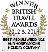 best medium weddings and honeymoons tour operator