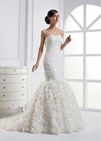 Mermaid Wedding Dresses With Big Bottom   Wedding Tips and Inspiration