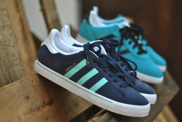 adidas Skateboarding Collection Mark Gonzales Sneakers