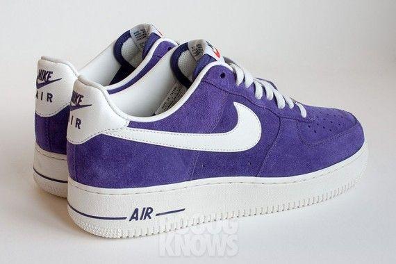 Nike Air Force 1 Low Blazer Purple Sneakernews Com Nike Running Shoes Women Nike Shoes Women Nike Air