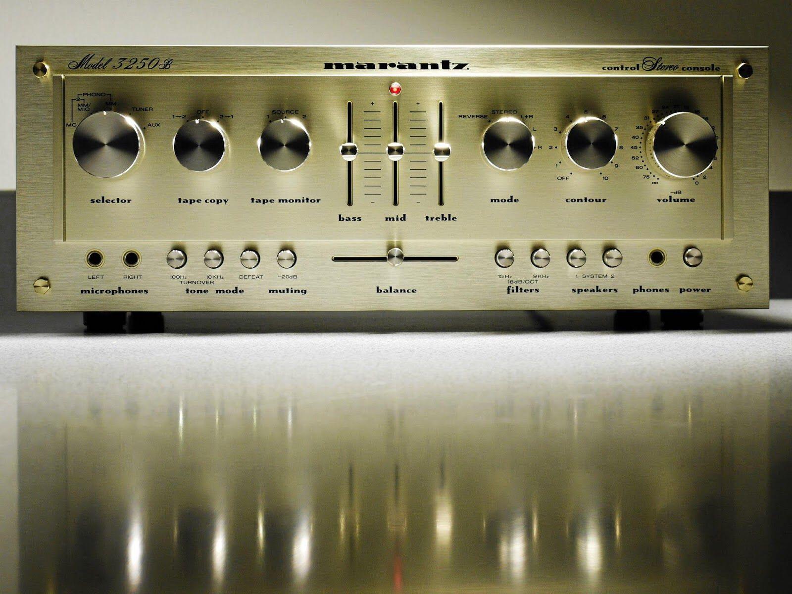 Vintage Look Reproduction Metal Sign 1973 Sansui Four Channel Sound