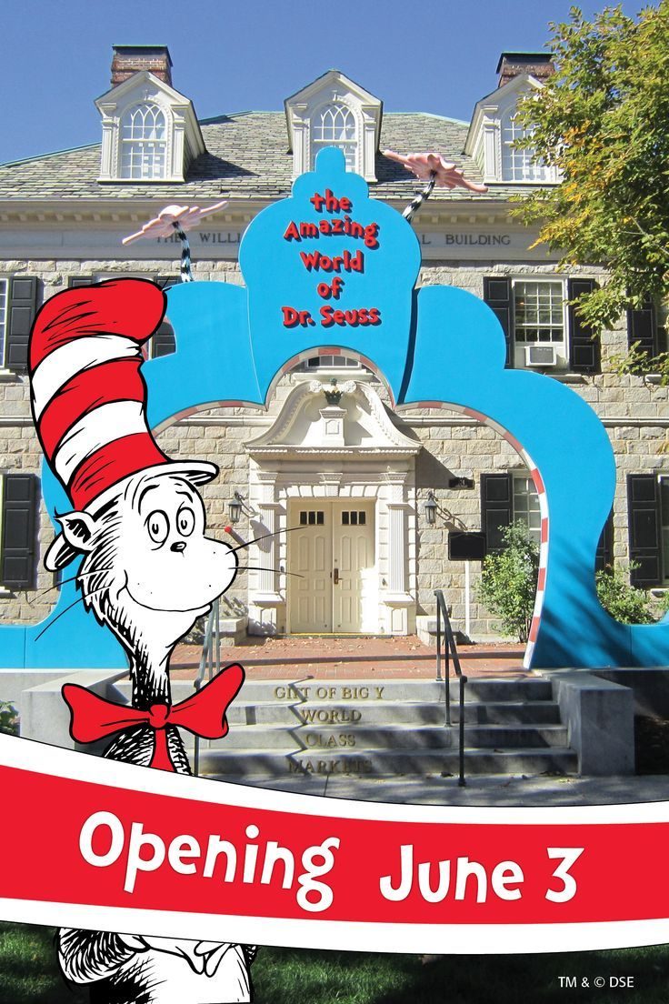 Dr. Seuss museum: Telling the whole story? | New Teachers ...