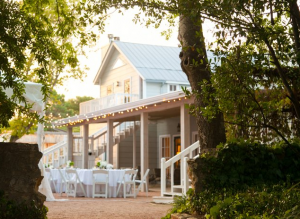 Hoffman Haus Fredericksburg TX Rustic Wedding Guide