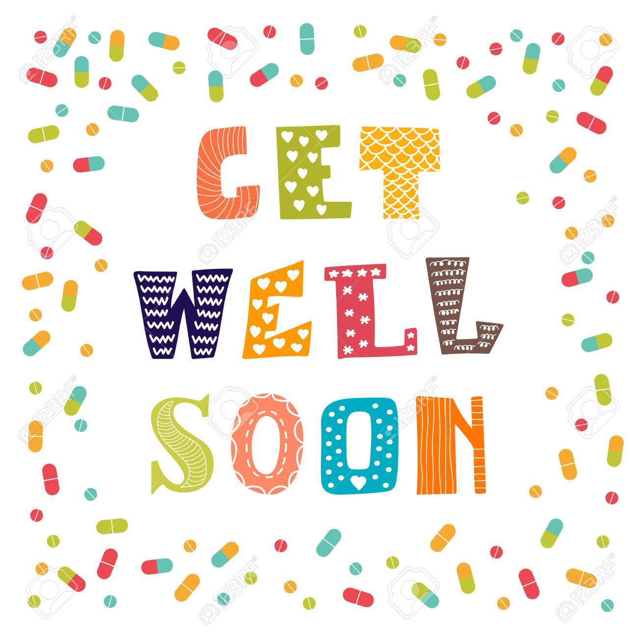 Get well soon get well soon ecards pinterest ecards free get well soon greeting cards kristyandbryce Images
