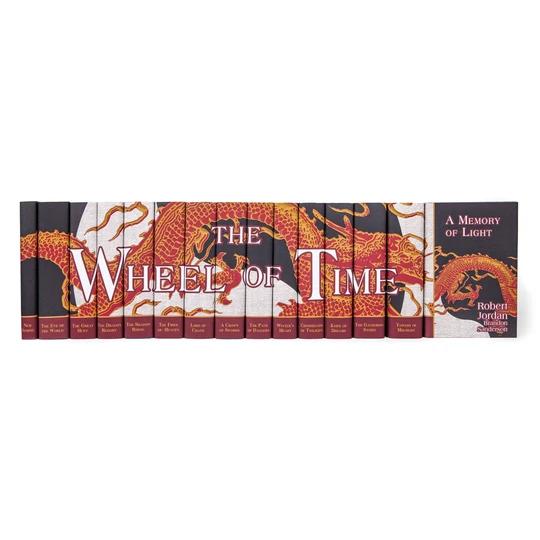 The Wheel of Time Book Set – Juniper Books